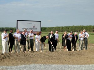 Groundbreaking for AIM Academy